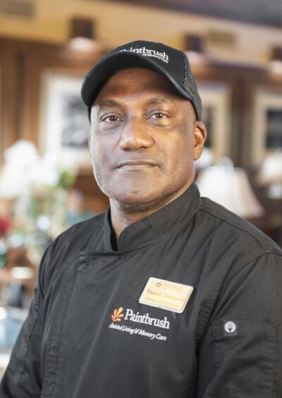 Chef Funzell Thompson