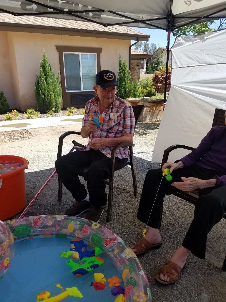 Paintbrush Assisted Living Summer 4