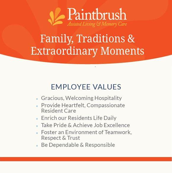 Employee Values