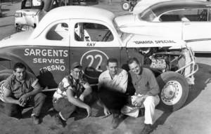 The Racing Years